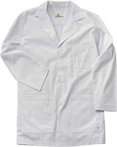 Carhartt Unisex Poplin Lab Coat