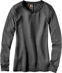 Carhartt Women's Long-Sleeve Burnout Jersey