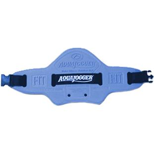 AquaJogger Fit Blue Shorter Waisted Womens Belt
