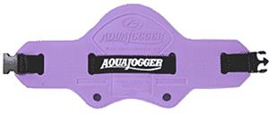 AquaJogger Avg Waisted Women Purple Buoyancy Belt