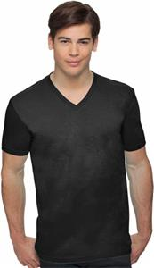 Next Level Men's Premium Fitted S/S V-Neck T-Shirt