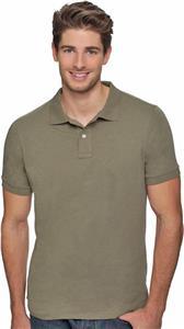 Next Level Men's Slub Polo Shirts