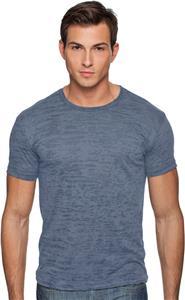Next Level Men's Burnout Crew T-Shirts
