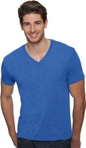 Next Level Men's Tri-Blend V-Neck T-Shirts