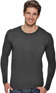 Next Level Men's Premium Fitted L/S Crew Shirt