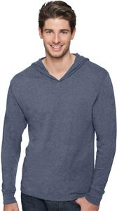 Next Level Men's Tri-Blend Long Sleeve Hoodies