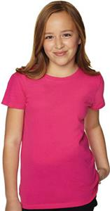Next Level Pink Girl's The Princess Tee Shirts