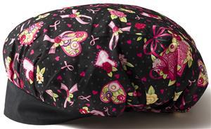 Mary Engelbreit Ribbon of Hope Bouffant Hat