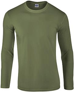Gildan Softstyle Adult Long Sleeve T-Shirts