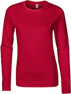Gildan Softstyle Junior Fit Long Sleeve T-Shirts