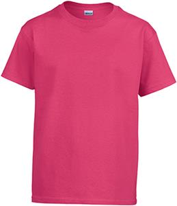 Gildan Pink Ultra Cotton Youth T-Shirts