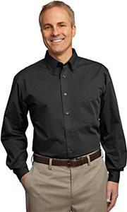 Port Authority Adult Tonal Pattern Shirts