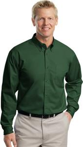Port Authority Adult Long Sleeve Easy Care Shirts