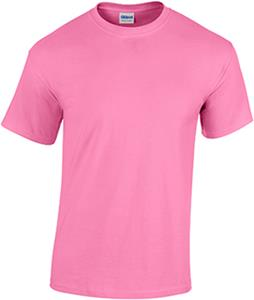 Gildan Pink Heavy Cotton Adult T-Shirts