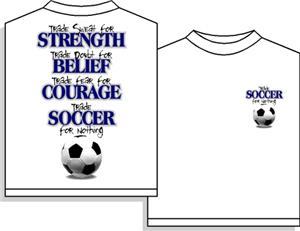 Utopia Soccer Trade Short Sleeve T-shirt