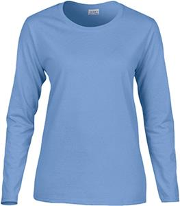 Gildan Heavy Cotton Missy Fit Long Sleeve T-Shirts
