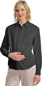 Port Authority Ladies Maternity Easy Care Shirts