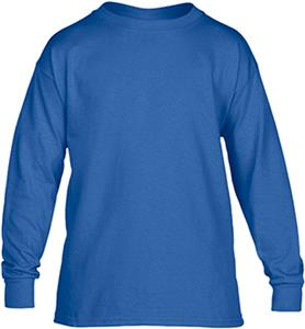 Gildan Heavy Cotton Youth Long Sleeve T-Shirts