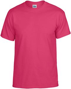 Gildan pink dryblend adult t shirts soccer equipment and for Gildan camouflage t shirts