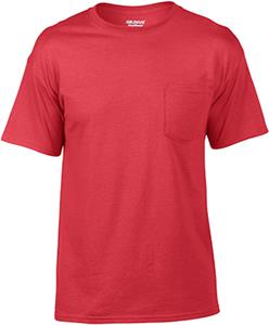 Gildan DryBlend Adult T-Shirt with Pocket