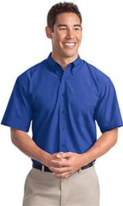 Port Authority Adult SS Soil Resistant Shirts