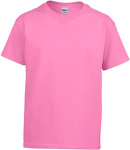 Gildan Pink DryBlend Youth T-Shirts