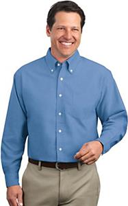 Port Authority Adult Long Sleeve Classic Oxford