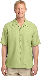 Port Authority Adult Short Sleeve Patterned Shirts