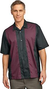 Port Authority Adult Short Sleeve Retro Camp Shirt