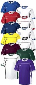 CLOSEOUT-ADMIRAL ALBION SOCCER JERSEYS