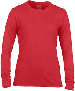 Gildan Performance Women's Long Sleeve T-Shirts