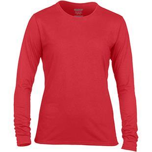Gildan Performance Women's Long Sleeve T-Shirts