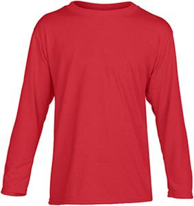 Gildan Performance Youth Long Sleeve T-Shirts