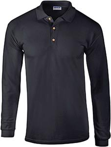 Gildan Ultra Cotton Adult Long Sleeve Pique Shirts