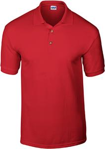 Gildan Ultra Cotton Adult Jersey Sport Shirt Polos