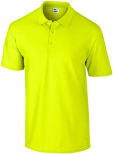 Gildan Safety DryBlend Adult Pique Shirt Polos