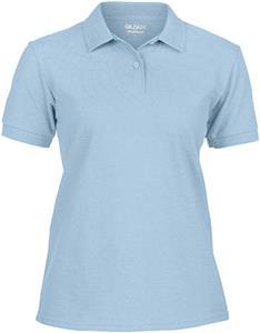 Gildan DryBlend Missy Fit Pique Sport Shirt Polos