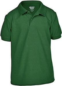 Gildan DryBlend Youth Pique Sport Shirt Polos
