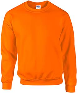 Gildan Safety DryBlend Adult Crewneck Sweatshirts