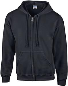 Gildan DryBlend Adult Full-Zip Hooded Sweatshirts