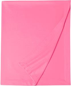 Gildan Pink DryBlend Fleece Stadium Blanket
