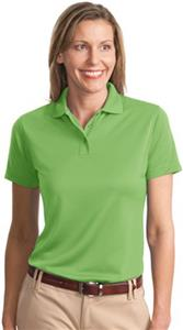 Port Authority Ladies Poly-Bamboo Blend Pique Polo