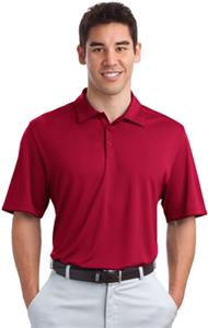 Port Authority Adult Poly-Bamboo Jacquard Polo