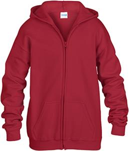 Gildan Heavy Blend Full-Zip Hooded Sweatshirts