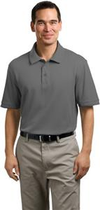 Port Authority Adult Performance Waffle Mesh Polos