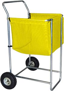 TC Sports Mesh Equipment Cart