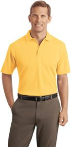 Port Authority Adult Textured Polo with Wicking