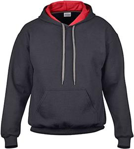 Gildan Heavy Blend Adult Contrast Hoodies