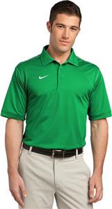 Nike Golf Dri-FIT Sport Swoosh Pique Adult Polos
