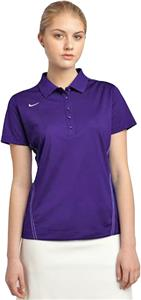Nike Golf Dri-FIT Sport Swoosh Pique Women's Polos
